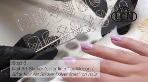 lcn nail art stickers youtube