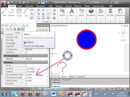 how to draw a circle filled with solid hatch as one unit