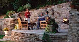 Backyard Slope Ideas Garden Ideas On A Hill Interior Design
