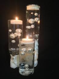 Ready Made Wedding Centerpieces by Amazon Com Easy Elegance By Jellybeadz 34 Ivory U0026 White Pearl