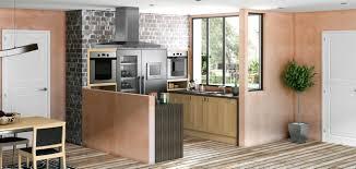 cuisine mur stunning cuisine blanc mur gris et contemporary design
