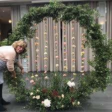 wedding arches to hire moongate wedding arch for ceremony backdrops for