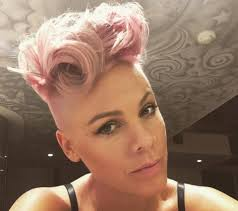 pink short hairstyles hair is our crown