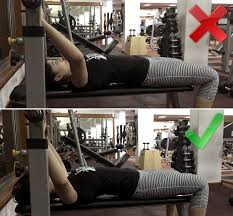 the complete pictorial guide how to do the perfect bench press
