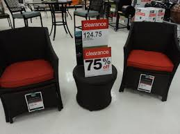 Target Patio Coupon by Some Patio Furniture 75 Off At Target Target Savers