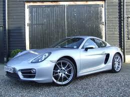 porsche cayman 2015 silver porsche cayman 981 pdk oliver cars ltd