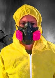 spirit halloween gas mask gas mask with defects breaking bad costume and 50 similar items