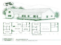 100 one story log home plans one room log cabin plans log