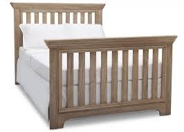 serta langley 2 piece nursery set crib and 4 drawer chest in