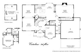 Bel Air Floor Plan by Belair Estates Friendship Inc