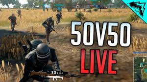 pubg 50 vs 50 server 50 v 50 battlegrounds player unknown s battlegrounds gameplay
