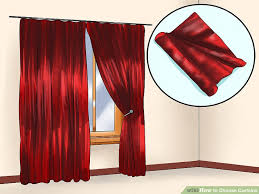 How To Select Curtains 4 Ways To Choose Curtains Wikihow