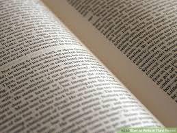 rd person narrative essay