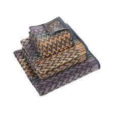 buy missoni home stephen towel 100 set of 5 amara