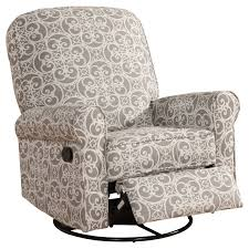 furniture swivel glider recliner for unique adjustable armchair