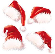 cartoon santa hat clipart cliparting com