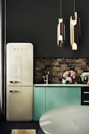 Meuble De Cuisine Noir by The 25 Best Frigo Noir Ideas On Pinterest Refrigerateur Noir