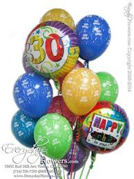 baloons delivered 30th birthday balloons delivered same day orange county ca