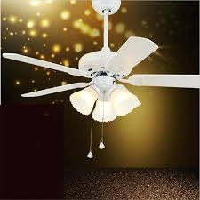 42 inch ceiling fan blades 42 ceiling fan classical white wood leaf led ceiling fan light for