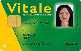bureau securité sociale carte vitale wikipédia