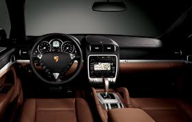 porsche cayenne interior 2010 porsche cayenne s brown leather interior eurocar news