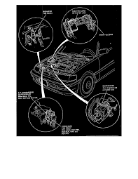 honda workshop manuals u003e crx si l4 1590cc 1 6l sohc d16a6 mfi