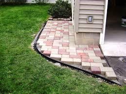 pavers backyard design ideas pavers backyard designs u2013 outdoor