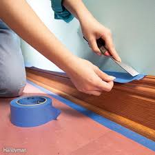 paint a room without making a mess family handyman