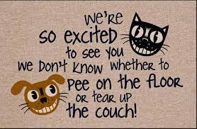 funny welcome creatively original door mats 24 pics