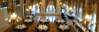 venue for wedding milwaukee wedding venues hotel ballrooms the pfister hotel