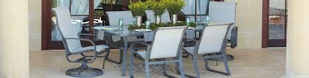 Woodard Patio Furniture - woodard woodard patio furniture cortland sling collection