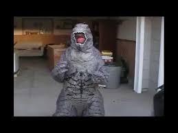 Godzilla Halloween Costumes Godzilla Costume Halloween