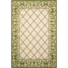 4x6 Outdoor Rugs New Green Outdoor Rug Aloha Green 3 Ft 6 In X 5 Ft 6 In