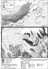 Bear Lake Utah Map by Stratigraphic Framework And Estuarine Depositional Environments Of