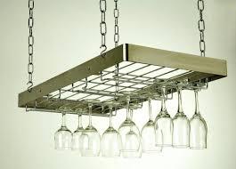 wine rack ceiling mount wine glass rack diy floor to ceiling