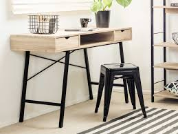 Secretary Style Computer Desk by Vigo Desk Home Office Furniture Mocka Nz