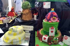 Cake Decorations Perth Wa Cakes At The Perth Royal Show 27 September 2015 Abc News