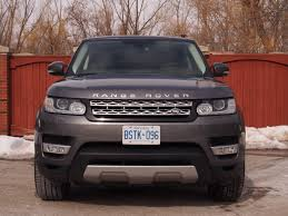 range rover front 2014 range rover sport v6 hse cars photos test drives and