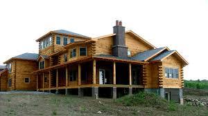 Two Story Log Homes by Lok N Logs Log Homes Cabins Manufacturer Sherburne New York