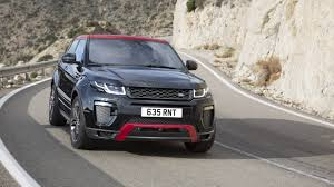 range rover land rover 2017 2017 land rover range rover evoque ember limited edition review