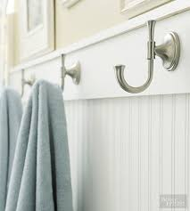 bathroom towel hooks ideas best 25 bathroom towel hooks ideas on diy bathroom