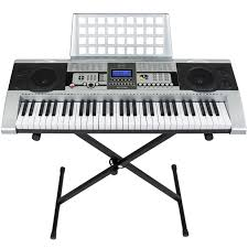 casio lk 175 61 lighted key personal keyboard casio lk 175 lighted key premium keyboard pack with headphones