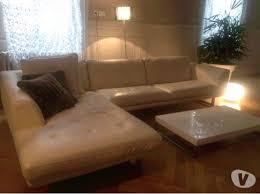 canapé cuir blanc roche bobois canapé contemporain roche bobois clasf