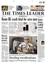 wilkes barre times leader 3 30 business nature