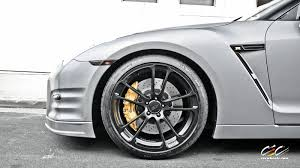 nissan gtr tire size project r nissan gtr 3m wrapped with c882 forged wheels