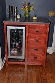 Diy Bar Cabinet White Bar Cabinet Diy Projects