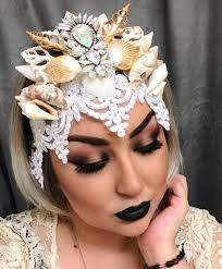 bridal crowns mermaid crown bridal crown crowns boho hair accessories