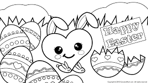 easter printable coloring pages and coloring pages of eggs and