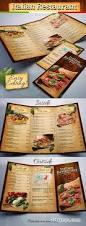 italian restaurant food menu template tri fold 6959628 free
