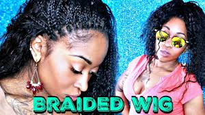 light in the box wig reviews best natural looking box braids wig ever fridaynighthair com